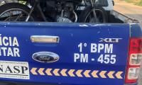 Polícia Militar recupera moto e apreende dois menores pelo crime de receptação em Palmas