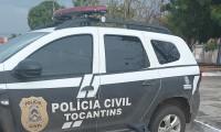 Polícia Civil prende no Maranhão homem foragido da Justiça do Tocantins por homicídio