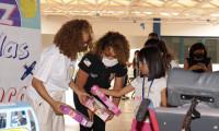 Polícia Civil do Tocantins entrega brinquedos arrecadados na Campanha do Dia das Crianças