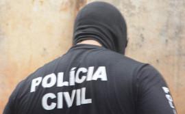 Polícia Civil prende, no Maranhão, homem foragido da Justiça do Tocantins por homicídio