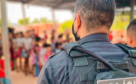Seciju realiza ações sociais no Dia das Crianças com atuação das unidades penais em quatro municípios do Tocantins