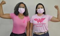 Servir orienta beneficiárias sobre os cuidados com a saúde da mulher no Outubro Rosa