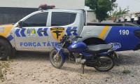 Em menos de 12 horas, Polícia Militar em Arraias recupera veículo furtado