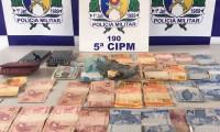 Mulher é detida por tráfico de drogas em Tocantinópolis