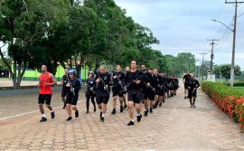 Seciju realiza 3ª edição do Curso de Ações e Operações Policiais para mais de 40 policiais penais do Bico do Papagaio