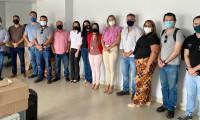 Projeto Itinerante da Superintendência de Polícia Científica visita Núcleo de Medicina Legal em Araguaína