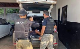 No extremo norte do Estado, suspeito de abusar sexualmente de criança é preso pela Polícia Civil