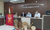 Adetuc debate valorização do patrimônio arquitetônico de Natividade, durante comemorações dos 34 anos de tombamento