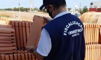 Metrologia Estadual fiscaliza material de construção que deve ser certificado