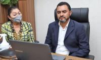 Vice-governador participa de reunião de análise da minuta de criação do Consórcio Brasil Verde