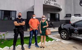 Unidade Penal de Arraias recebe maquinário e doações da Prefeitura Municipal para fortalecimento do programa Reeduca Tocantins