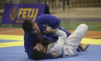 Atletas disputam segunda etapa do Campeonato Estadual de Jiu-jitsu em Palmas