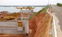 Governo do Tocantins controla tráfego na Ponte de Porto Nacional para execução de serviços
