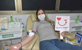 Hemorrede e alunos de enfermagem da Faculdade Itop realizam campanha de doação de sangue