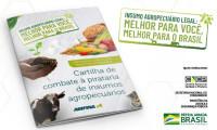 Novas medidas contra a pirataria de defensivos agrícolas e produtos veterinários estão em uma cartilha, informa Procon Tocantins