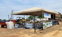 Projeto de recebimento itinerante de embalagens vazias de agrotóxicos é retomado no Tocantins