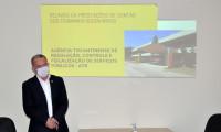 Prestação de contas dos terminais rodoviários é assunto de reunião realizada pela Agência Tocantinense de Regulação