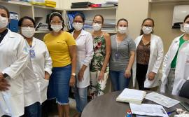 HGP recebe equipe de hospital do sul do Pará para visita técnica