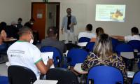 Saúde promove treinamento sobre controle da leishmaniose visceral