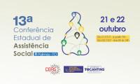 Com apoio do Governo do Tocantins, começa nessa quinta-feira, 21, a 13ª Conferência Estadual de Assistência Social