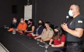 Seciju participa da cerimônia de abertura da visita técnica do Pró-Vida para profissionais de segurança pública