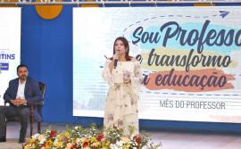 Educação celebra Mês do Professor com palestras para educadores