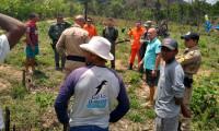 Forças de Segurança do Tocantins localizam homem que estava desaparecido em Lizarda