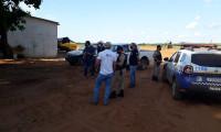 Ação de fiscalização da Adapec encontra agrotóxico irregular na zona rural de Porto Nacional