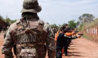 Grupo integrante das forças de segurança do Tocantins recebe curso de treinamento de tiro prático