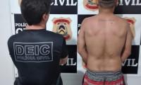 Em Araguaçu, homem é preso pela Polícia Civil por estelionato e obstrução da Justiça
