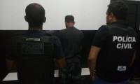Foragido de alta periculosidade, que havia fugido do estado de Goiás é recapturado pelas forças de segurança integrada em Conceição do Tocantins