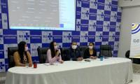 """Saúde apresenta projeto """"Fortalece Pré-Natal"""" aos municípios prioritários"""