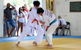 Campeonato Estadual de Judô, promovido pelo Governo do Tocantins, tem participação de atletas de Palmas e Araguaína