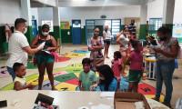 Instituto de Identificação do Tocantins apoia emissão de RGs em escolas municipais de Porto Nacional; confira o cronograma