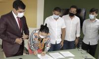 Meio Ambiente e municípios assinam convênio para gestão dos resíduos sólidos em quatro cidades