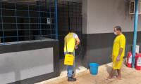 Mutirões de limpeza nas unidades prisionais do Estado são realizados com fim de evitar o Coronavírus