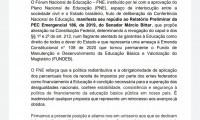 FNE emite Nota de Repúdio à PEC Emergencial  186