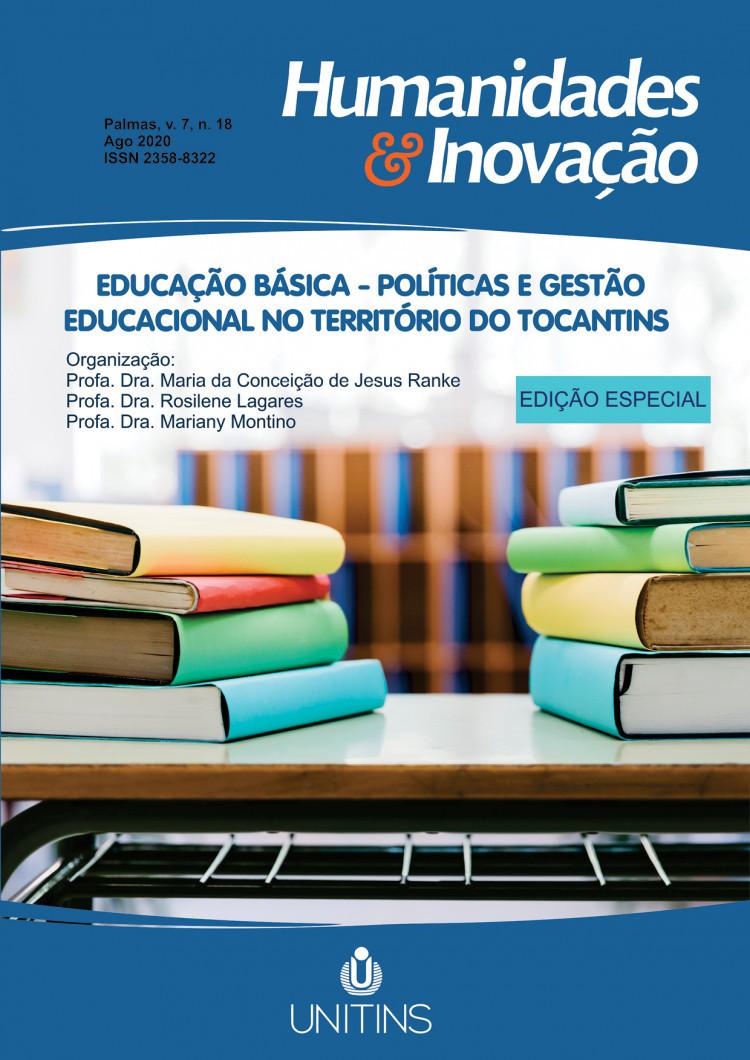 Dossiê :  Educação Básica - Políticas e Gestão Educacional no Território do Tocantins