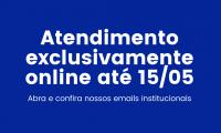 Jucetins segue com atendimento exclusivamente online até 15 de maio