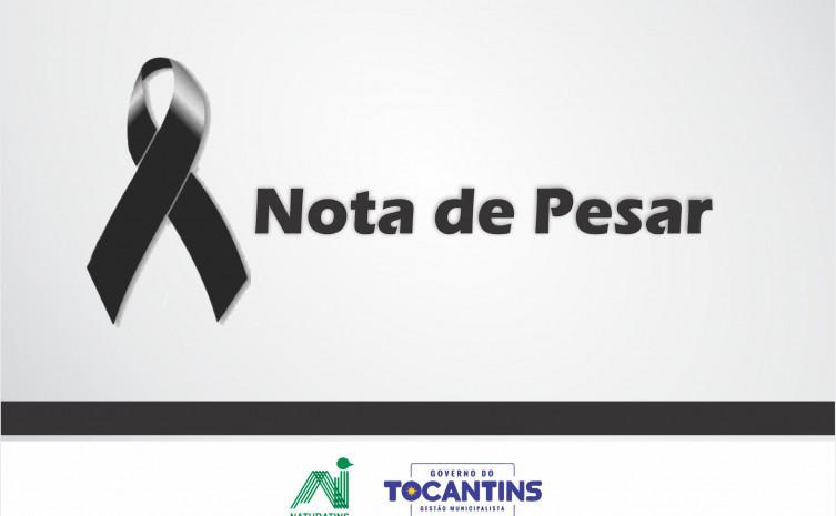 Nota de Pesar_Ilustração Cleide Veloso-Governo do Tocantins.jpg