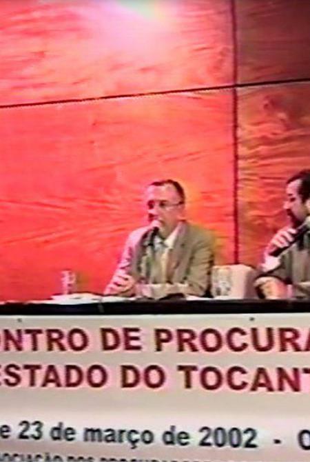 III Encontro de Procuradores do Estado do Tocantins - 2002