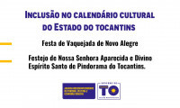 Eventos tradicionais de Novo Alegre e Pindorama são incluídos no Calendário Cultural do Estado