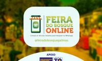 """Adetuc abraça projeto """"Feira do Bosque On-line""""com ações de inclusão digital de feirantes e artesãos"""