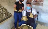 Artesanato em cerâmica é um dos destaques no município de Lajeado