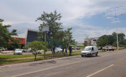 Radares fixos da Avenida Teotônio Segurado serão verificados na segunda