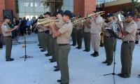 Banda de Música da PM participa de curso de regência e prática musical ministrado por mestre em música da Paraíba