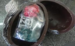 O brinde ou brinquedo dentro do ovo deve ostentar o Selo Inmetro