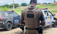Polícia Militar reforça segurança no sudeste do estado com a Operação Cidade Blindada