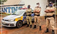 Polícia Militar garante tranquilidade na realização de mais uma fase do ENEM no Tocantins