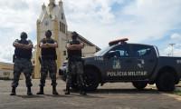 Polícia Militar reforça segurança através da Operação Hórus/DIVISA em diversas cidades do Estado